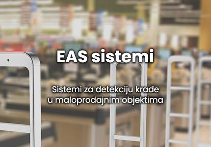 EAS sistemi protiv kradje