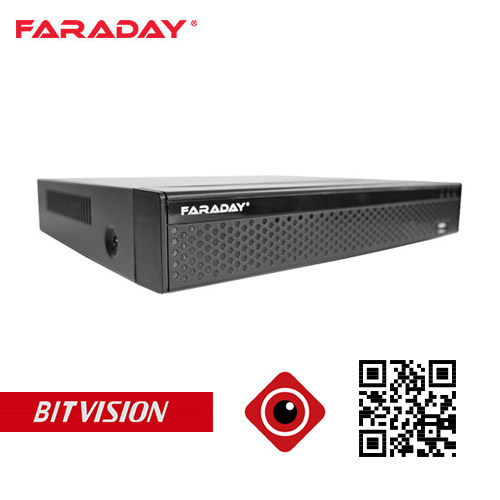 Video nadzor snimač Faraday FDL-5004XVR-S2, 4-kanalni XVR