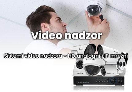 Video nadzor u fokusu