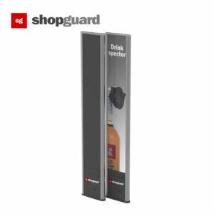 Shopguard ZENTO SLIM S-170 AFT TRX ISSH Mono Antena