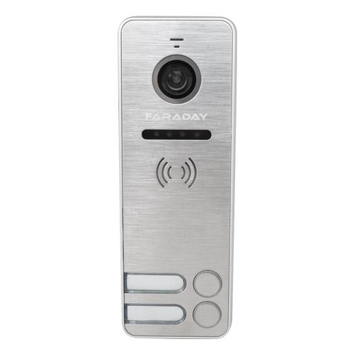 Interfon Faraday D27ACM02, pozivna tabla