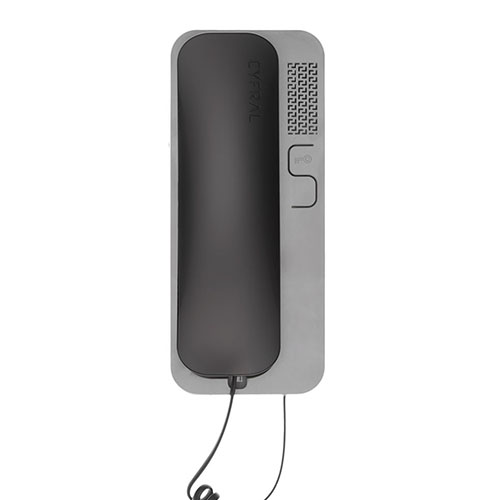 Digitalna slušalica CYFRAL SMART-D BLACK-GRAY