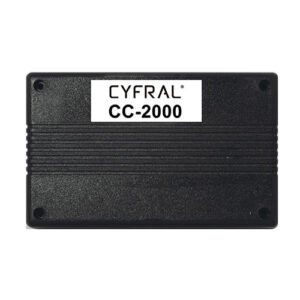 CYFRAL CC-2000, Digitalna elektronika za audio interfone