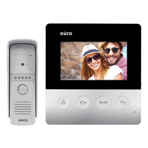 VDP-19A3, Video Interfonski set HELIOS