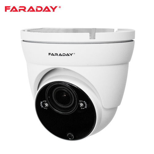 Faraday FDX-CDO24RSDSP-VF, 4u1 Dome kamera 2.4MP