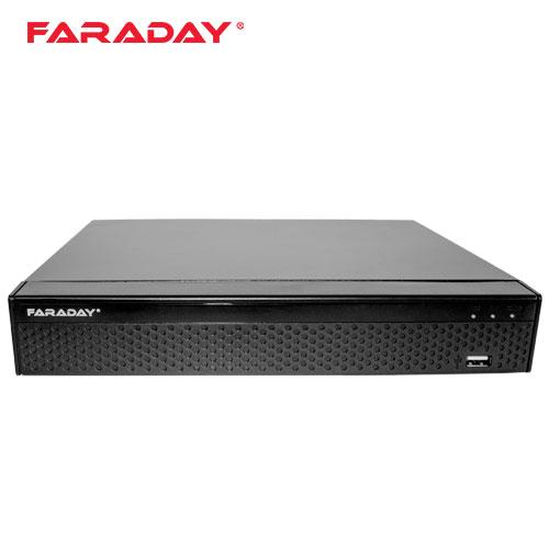Faraday FDL-5004XVR, 4-kanalni XVR Pentabrid snimač