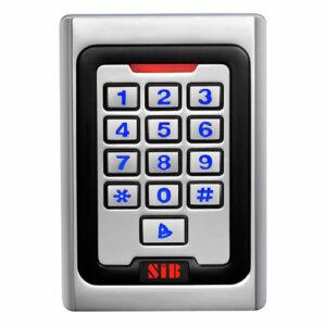 Metalni šifrator, K5 Antivandal