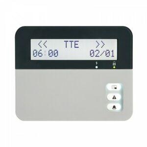TELETEK ECLIPSE LCD32, ALARMNA TASTATURA Alarmni sistemi