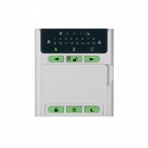 TELETEK ECLIPSE LED16A, ALARMNA TASTATURA Alarmni sistemi