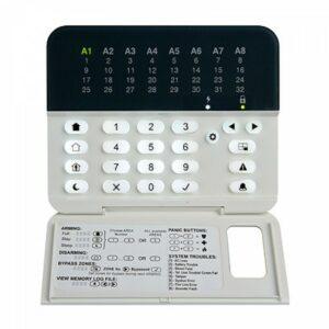 TELETEK ECLIPSE LED32 PR, ALARMNA TASTATURA Alarmni sistemi