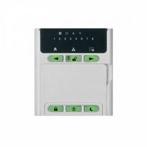 TELETEK ECLIPSE LED8, ALARMNA TASTATURA Alarmni sistemi