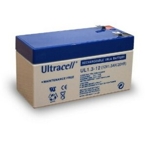 ULTRACELL UL12V/1.3AH