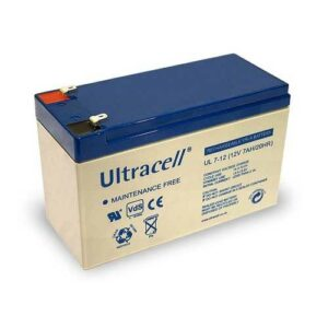 ULTRACELL UL12V/7AH