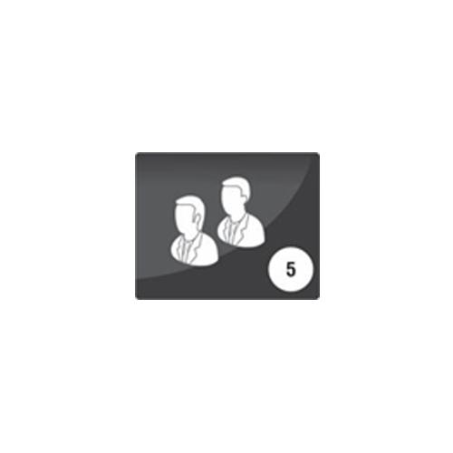 Matrix SARVAM IPSUB5 - Licenca za dodatnih 5 IP korisnika/lokala