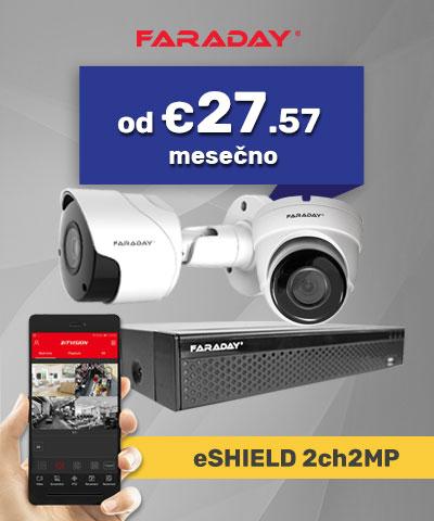 Video nadyor paket 2CH2MP