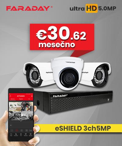 eSHIELD 3ch5MP