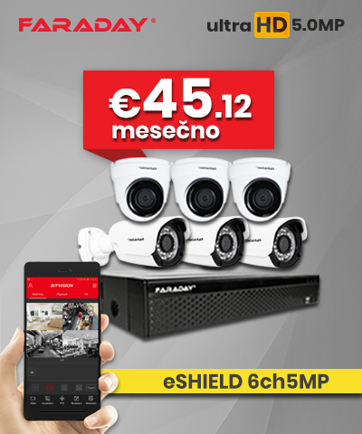 eSHIELD 6ch5MP