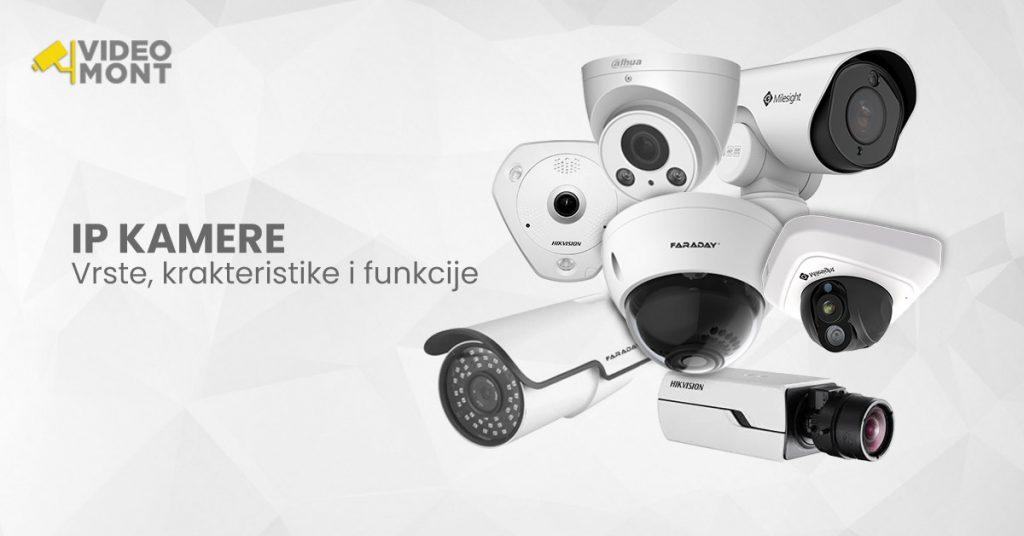 Kamere preko IP kamere
