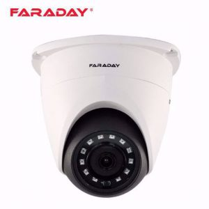 Kamera za Video nadzor Faraday FDX-DNIMX323-SM36 u Dome kućištu