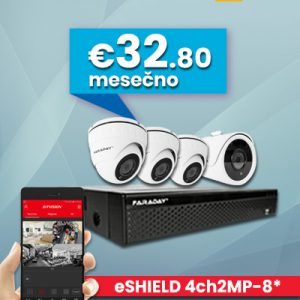 Paket Video nadzor 4ch-2mp-8