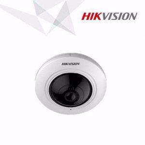 hikvision fisheye kamera